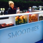 Catering van 't Hooge smoothie bar