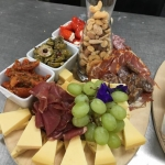 Catering van 't Hooge Borrel/Receptie hapjes