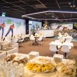 Thialf Horeca Catering van 't Hooge zakelijke vergaderen