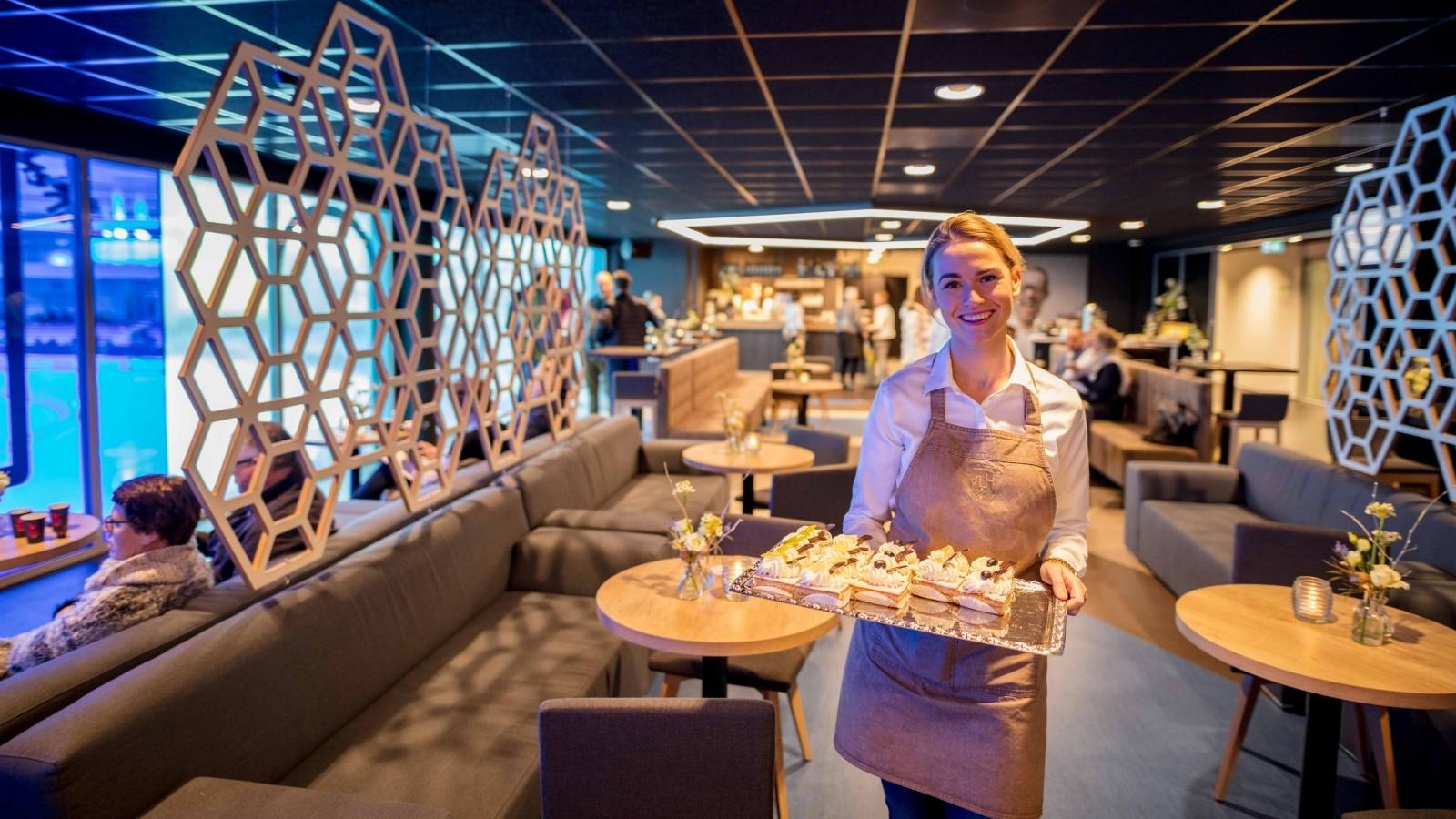 Thialf Horeca zakelijk Catering van 't Hooge