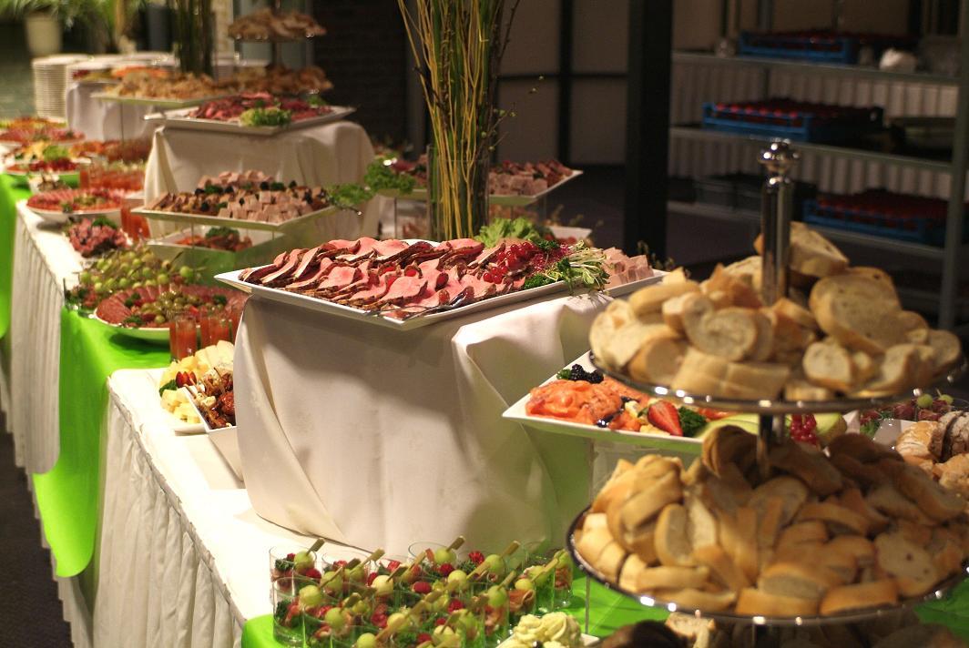 Buffet catering Catering van 't Hooge