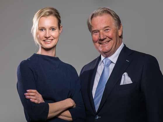 Inge en Jan van 't Hooge