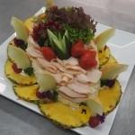 Huisgemaakte salade Catering van 't Hooge hapjes