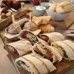 Verjaardag Familiedag High Tea Brasserie Fair Catering van 't Hooge