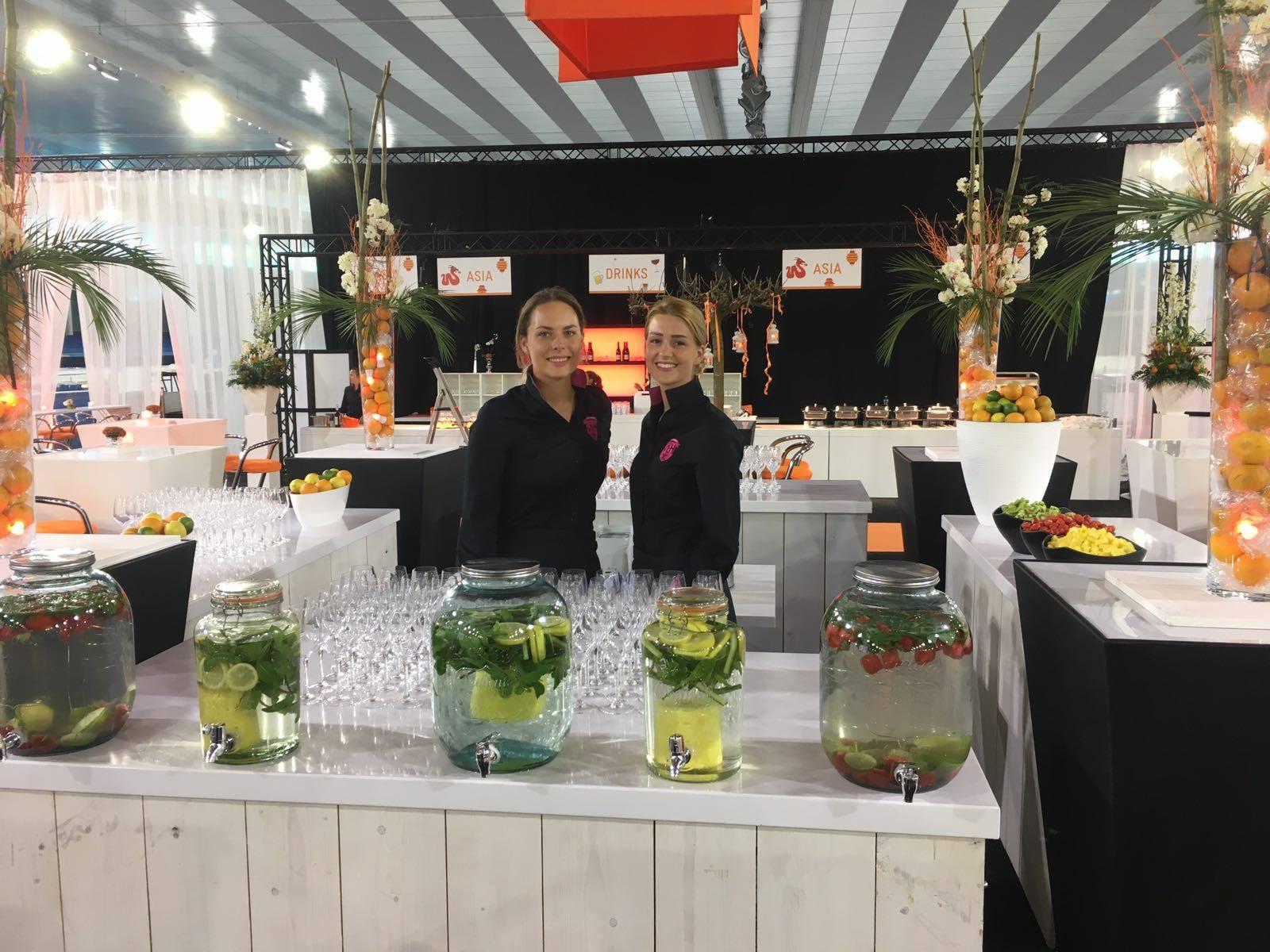 Catering van 't Hooge event catering bedrijfsfeest jubileumfeest