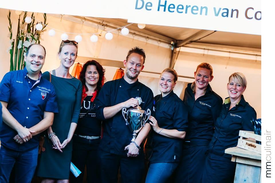 Grand café de Heeren van Coevorden Emmen Culinair 2017
