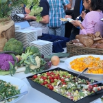 Buffet After Summer BBQ Catering van 't Hooge