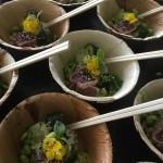 Mini diner chef-kok aan huis Catering van 't Hooge