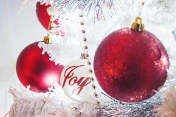 Kerst arrangement bedrijf Catering van 't Hooge
